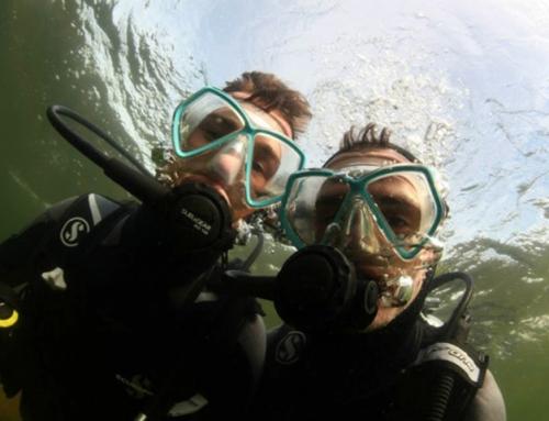 Registracija į pažintinį nėrimą Platelių ežere