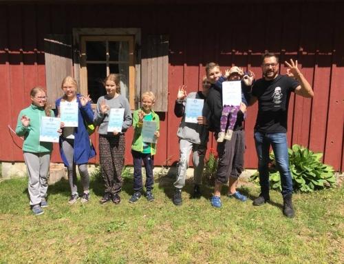 Išankstinė registracija į vaikų ir jaunimo vasaros stovyklas